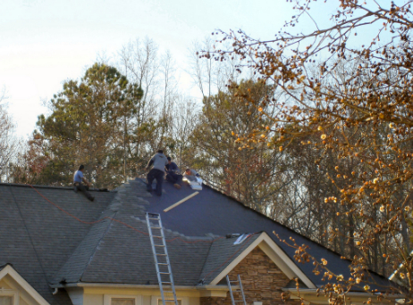 Lubbock Roofing Services