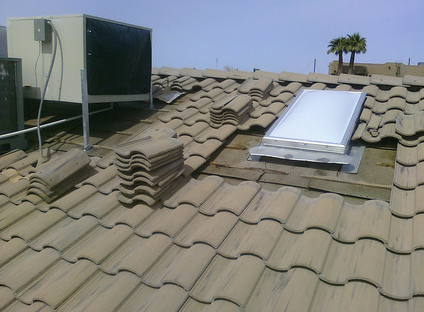 Slate Shingles Installed By Commercial Roofers in Lubbock TX